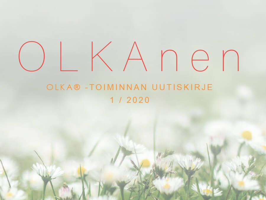 OLKAnen 1/2020 julkaistu